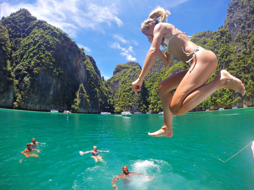 Koh Phi Phi Tour Photo #1
